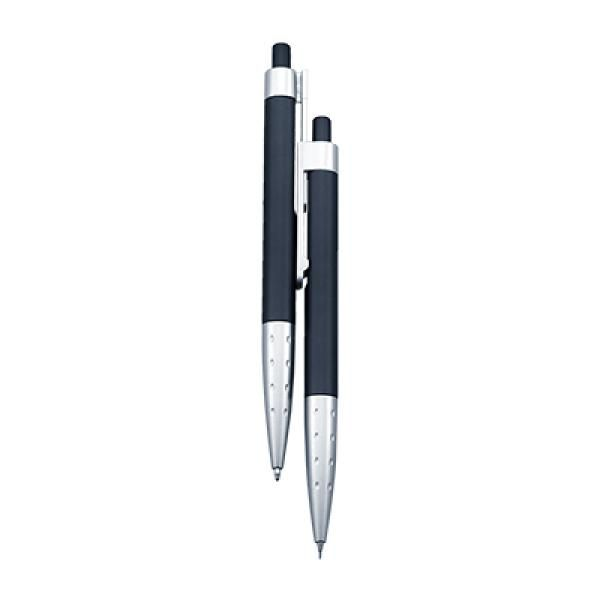 Primo Twin Plastic Pen Set Office Supplies Pen & Pencils Best Deals Give Back FPP1031BLK[1]